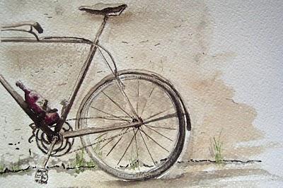 bicipe fuori binario