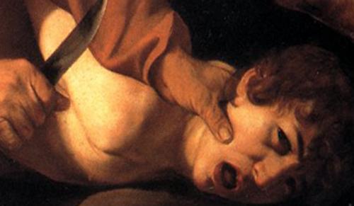 Caravaggio-particolare-de-