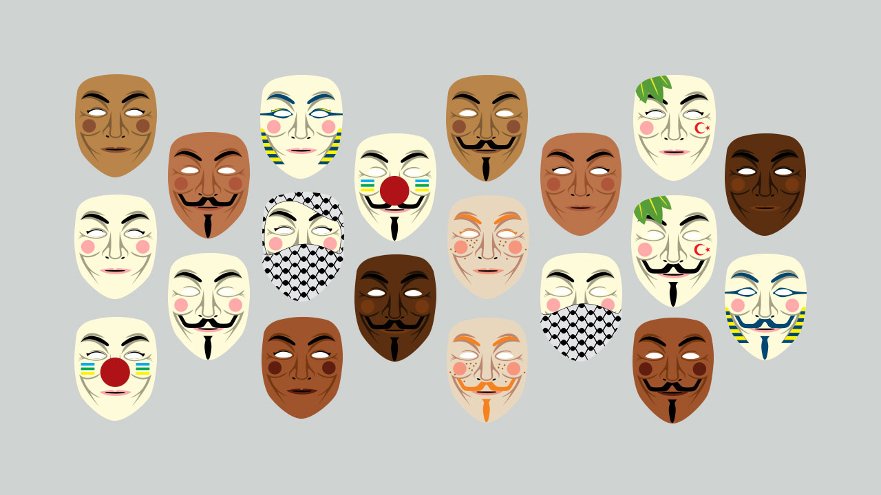 diverse-guy-fawkes-masks-animal