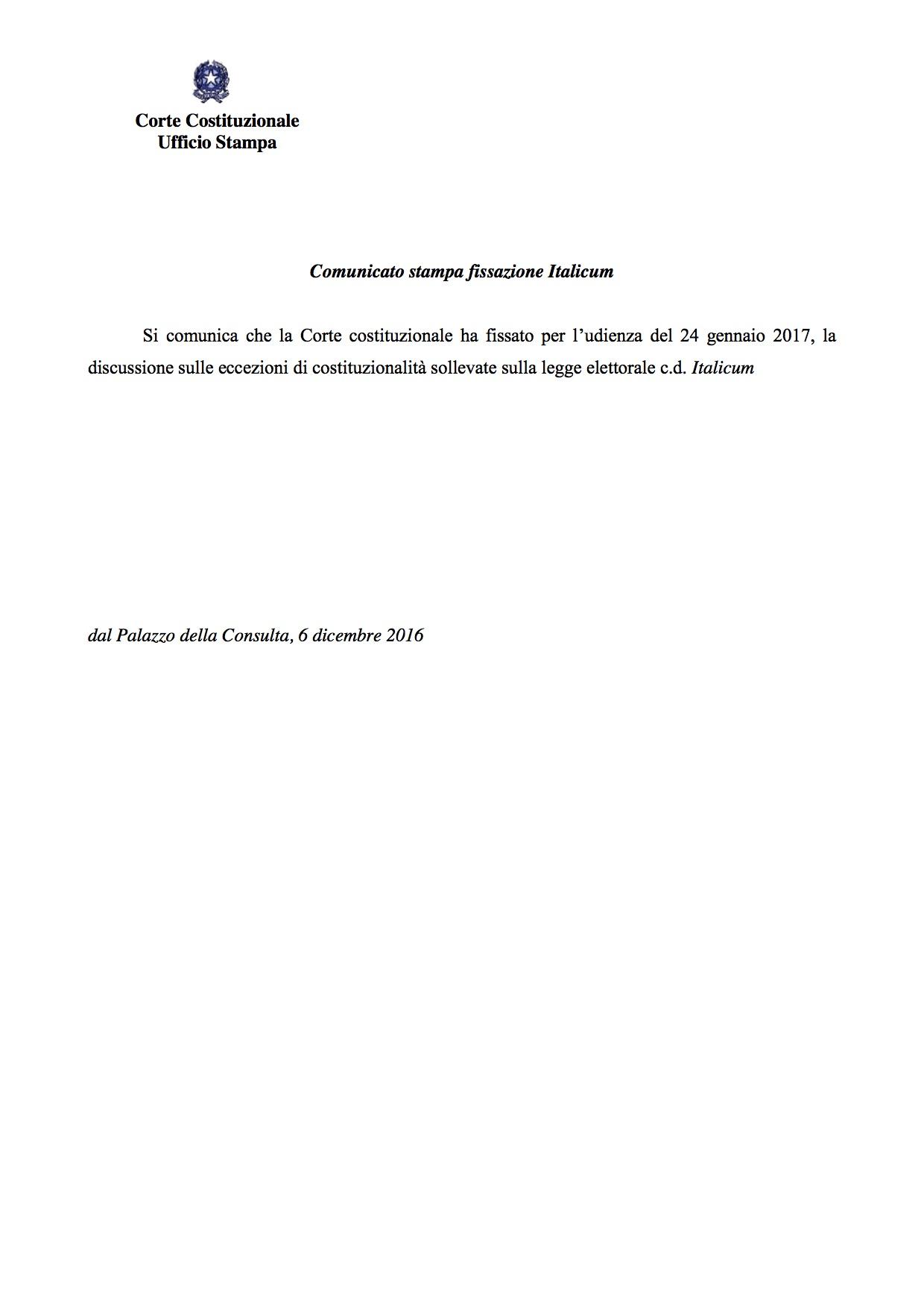 udienzaitalicum