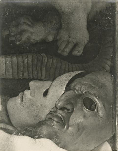 Quando Venere era una dea aveva la maschera