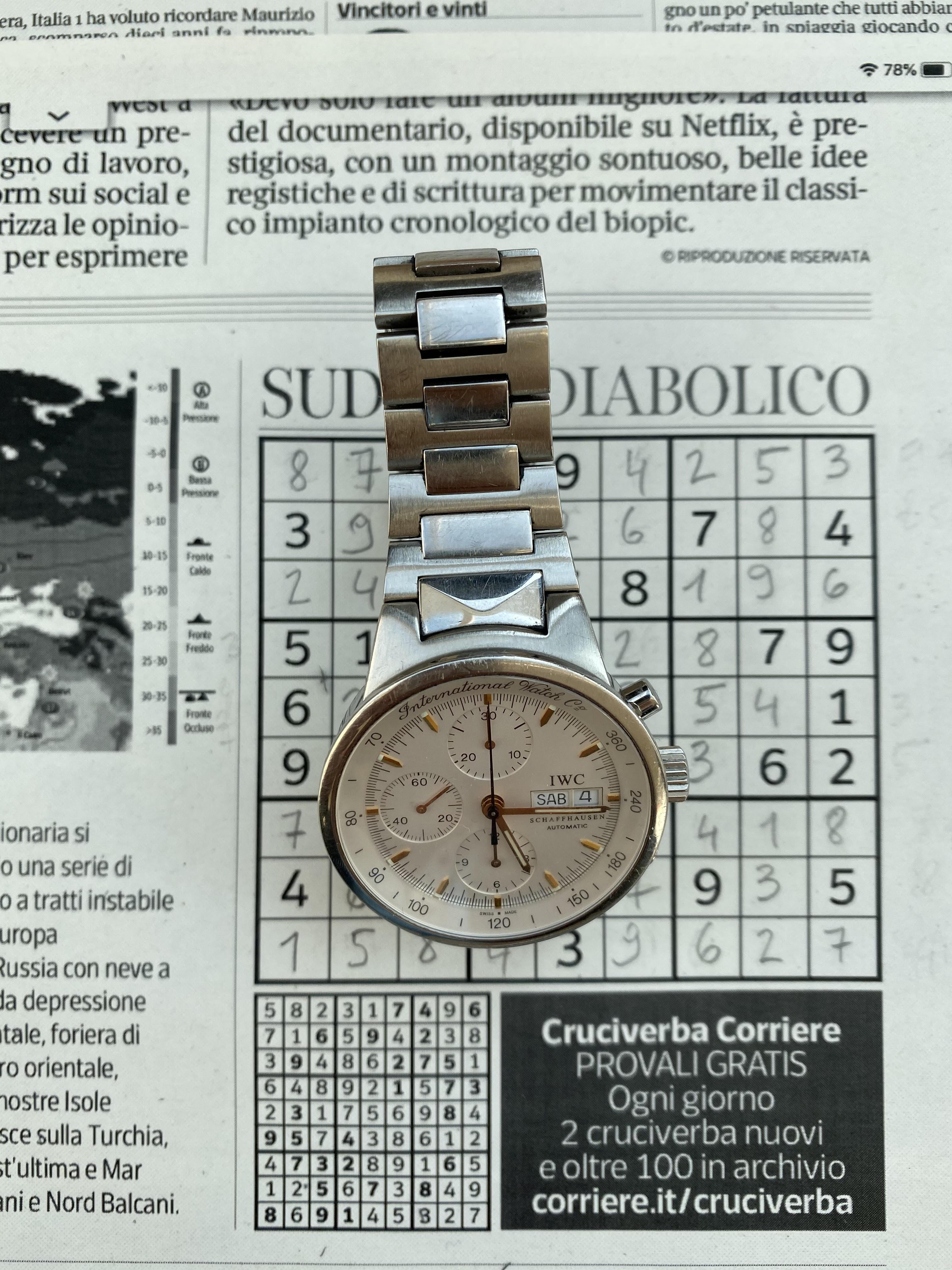 La pandemia ferma gli orologi